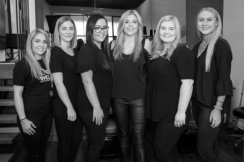 team | | kimmy rose hair studio